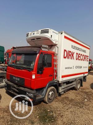 Tokunbo (Man Diesel) Cooling Van | Trucks & Trailers for sale in Abuja (FCT) State, Gwarinpa