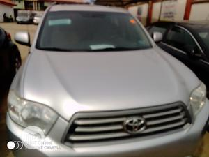 Toyota Highlander 2008 4x4 Silver   Cars for sale in Lagos State, Isolo