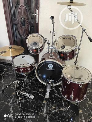 Virgin Sound Drum Set | Musical Instruments & Gear for sale in Lagos State, Ojo