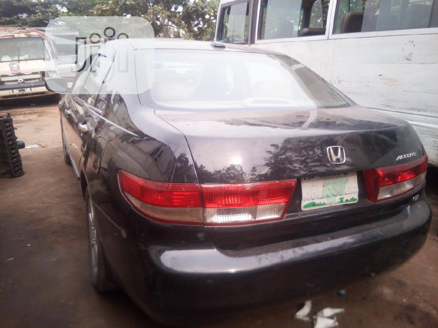 Archive: Honda Accord 2004 2.4 Type S Automatic Black