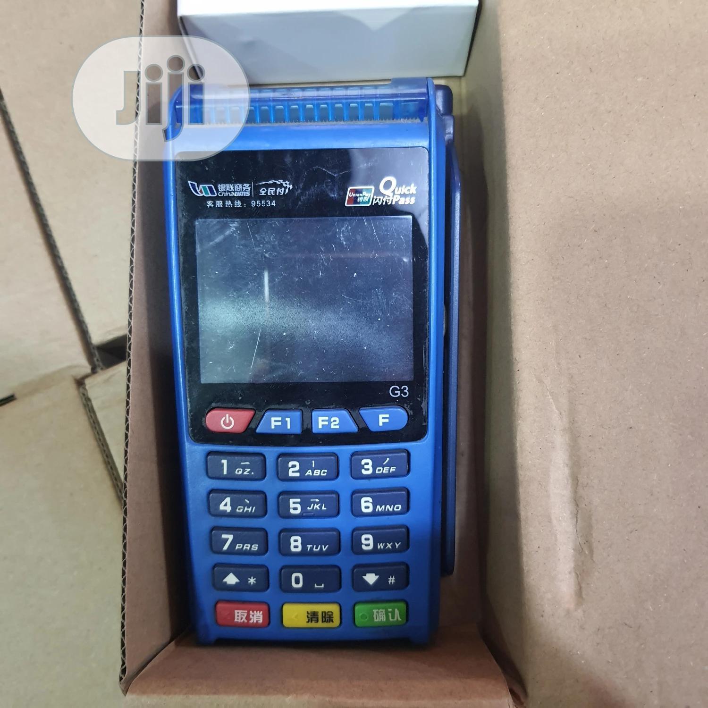 Nexgo G3 POS Terminal Machine   Store Equipment for sale in Ikeja, Lagos State, Nigeria