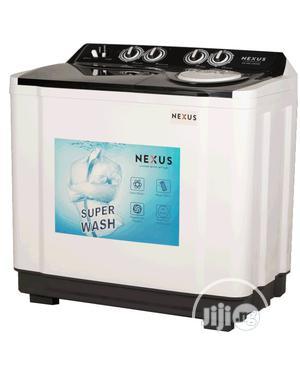 Nexus NX-WM-100SA Semi-Automatic Washing Machine Jl16 | Home Appliances for sale in Lagos State, Alimosho