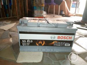 Bosch 100ah   Vehicle Parts & Accessories for sale in Lagos State, Ikoyi