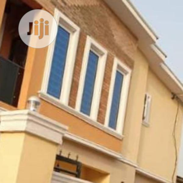Tastefully Finished 3bedroom Duplex At Olowora
