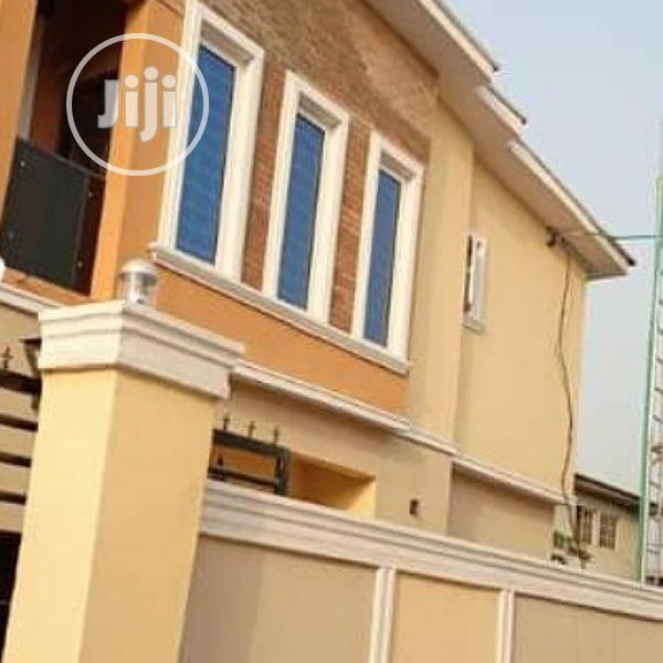 Tastefully Finished 3bedroom Duplex At Olowora | Houses & Apartments For Sale for sale in Ojodu, Lagos State, Nigeria