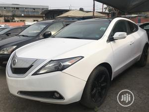 Acura ZDX 2011 Base AWD White | Cars for sale in Lagos State, Ikeja