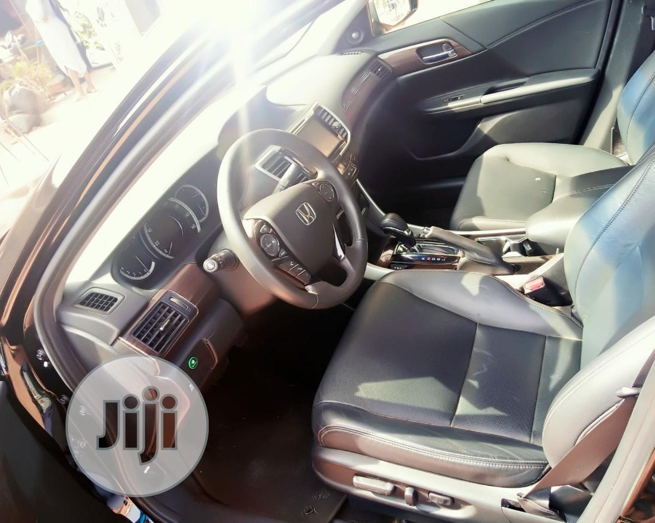 Honda Accord 2017 Black | Cars for sale in Garki 1, Abuja (FCT) State, Nigeria