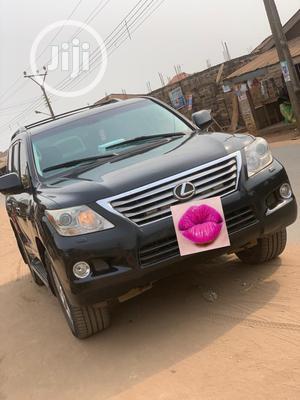 Lexus LX 2008 570 Black   Cars for sale in Ogun State, Sagamu