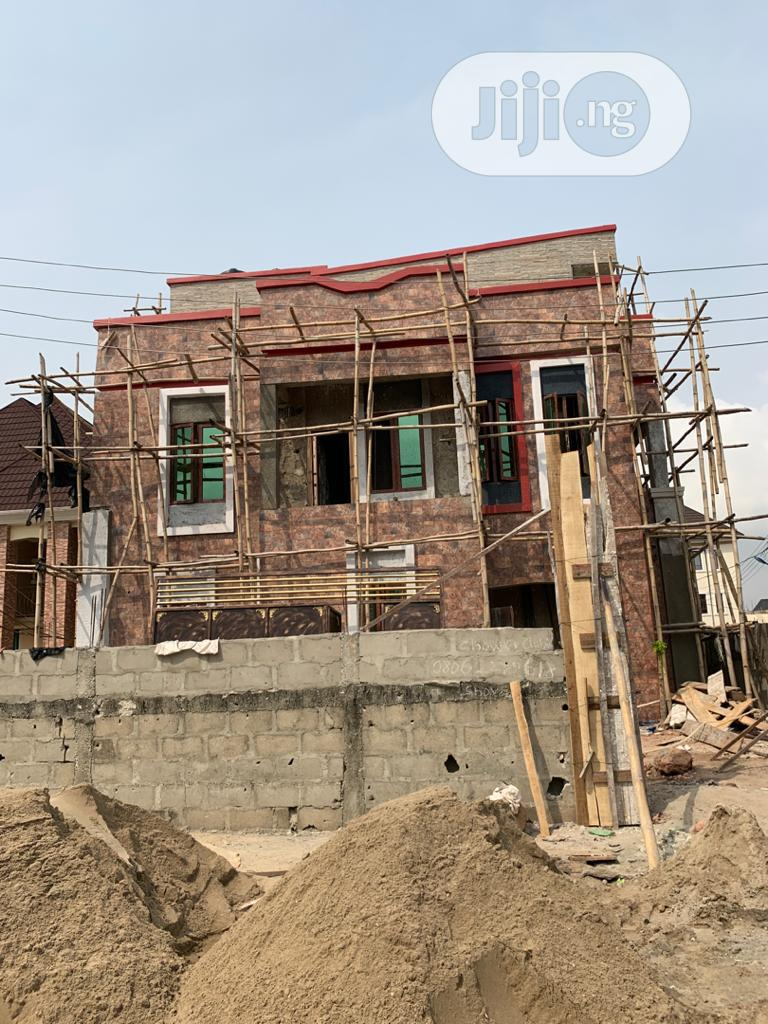 Newly Built 5 Bedroom Duplex for Sale   Houses & Apartments For Sale for sale in Ago Palace, Isolo, Nigeria