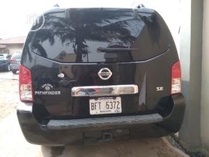 Nissan Pathfinder 2005 Black | Cars for sale in Lagos State, Ikeja