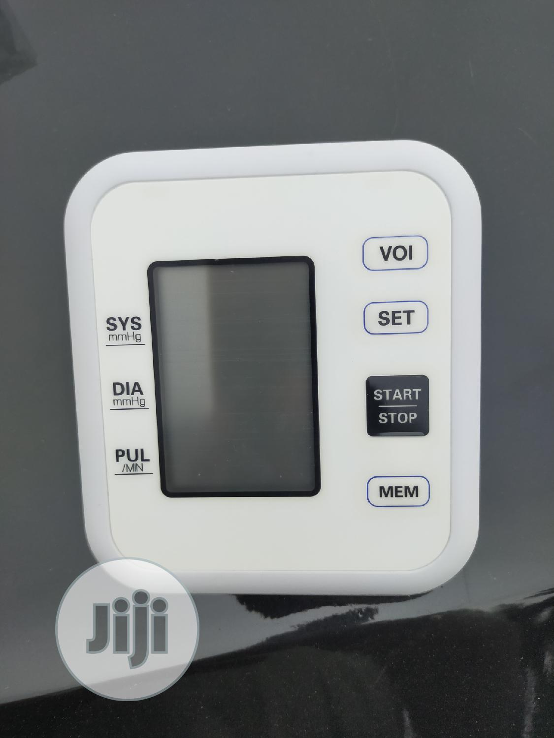 Blood Pressure Monitor | Medical Supplies & Equipment for sale in Ikoyi, Lagos State, Nigeria