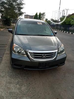 Honda Odyssey 2008 EX-L DVD Gray   Cars for sale in Lagos State, Ojodu