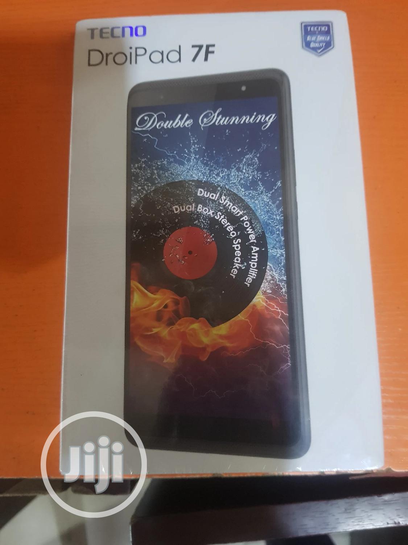 Archive: New Tecno DroiPad 7F 16 GB Black