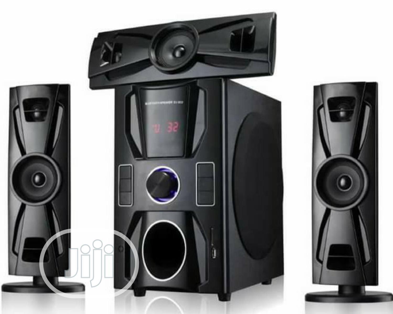 Djack 3.1 X-Bass Bluetooth Home Theatre System (DJ-403)