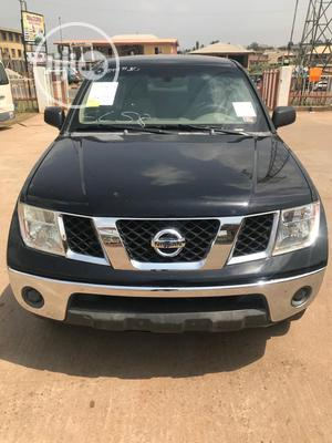 Nissan Frontier 2007 Crew Cab SE 4x4 Black | Cars for sale in Lagos State, Gbagada