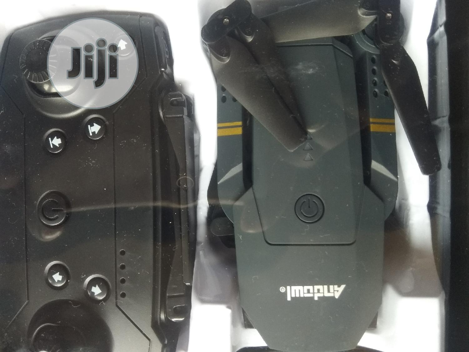 Archive: Foldable Drone