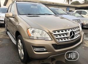 Mercedes-Benz M Class 2010 ML 350 4Matic Gold | Cars for sale in Lagos State, Amuwo-Odofin
