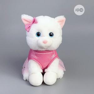 25cm Cute Little Kitty Stuffed Cat Plush Teddy Toy Doll | Toys for sale in Lagos State, Ikeja