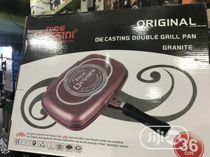 Nice Dessini Grill Pan | Kitchen Appliances for sale in Lagos State, Surulere