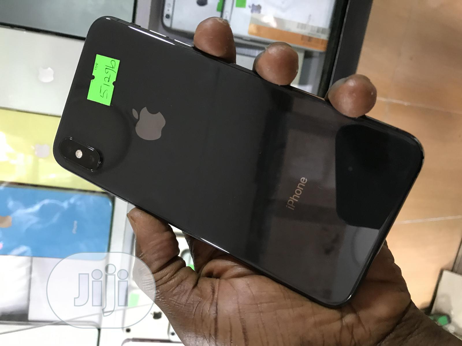 Apple iPhone XS Max 512 GB Black | Mobile Phones for sale in Ikeja, Lagos State, Nigeria