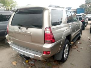 Toyota 4-Runner 2005 Gold | Cars for sale in Lagos State, Apapa