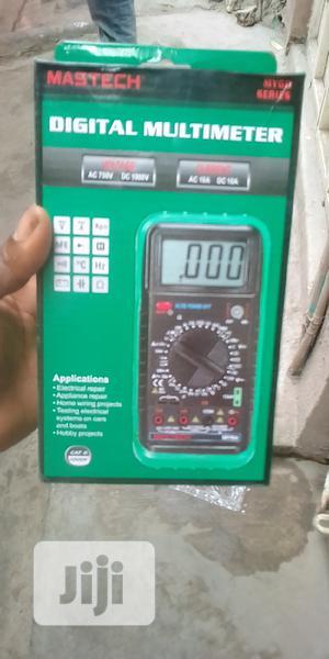 Mastach Clamp Multemeter   Measuring & Layout Tools for sale in Lagos State, Lagos Island (Eko)