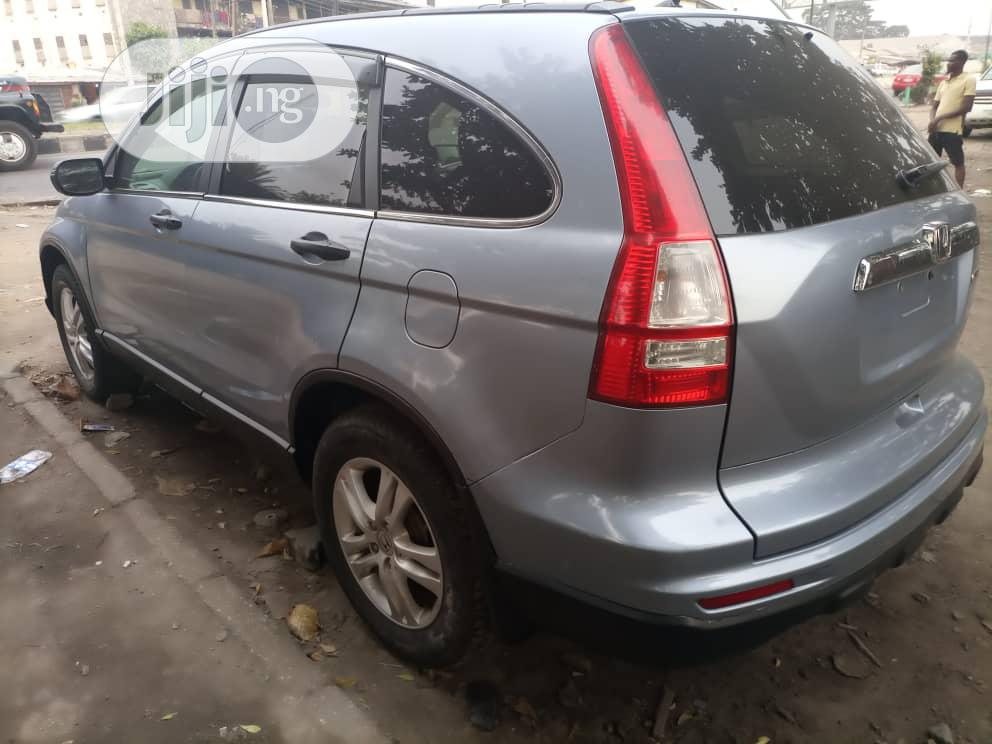 Honda CR-V 2009 Blue