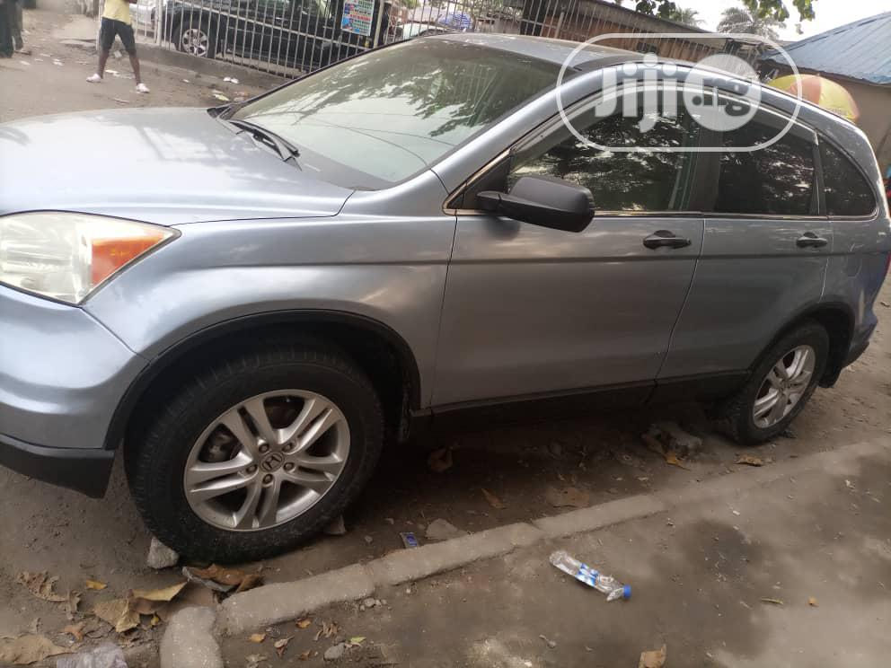 Honda CR-V 2009 Blue | Cars for sale in Surulere, Lagos State, Nigeria