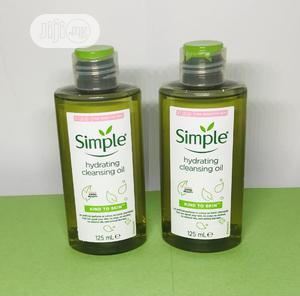 Simple Hydrating Cleansing Oil 125ml | Skin Care for sale in Lagos State, Apapa