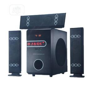 Djack Wireless Bluetooth Home Theatre Djack - D3L | Audio & Music Equipment for sale in Abuja (FCT) State, Mararaba