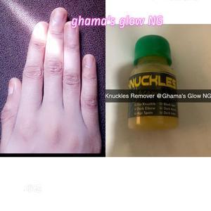 Ghama's Glow NG Knuckles Remover Oil | Skin Care for sale in Ekiti State, Ado Ekiti