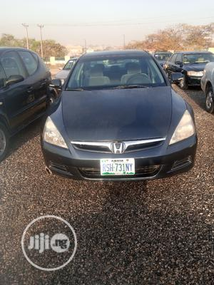 Honda Accord 2006 Gray | Cars for sale in Abuja (FCT) State, Jabi