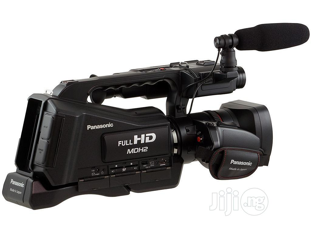 Archive: Panasonic HC-MDH2M CAMCORDER CAMERA With Digital Zoom of 150