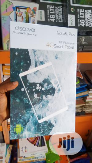 New Discover Note 8 Plus 64 GB Black | Tablets for sale in Lagos State, Ikeja