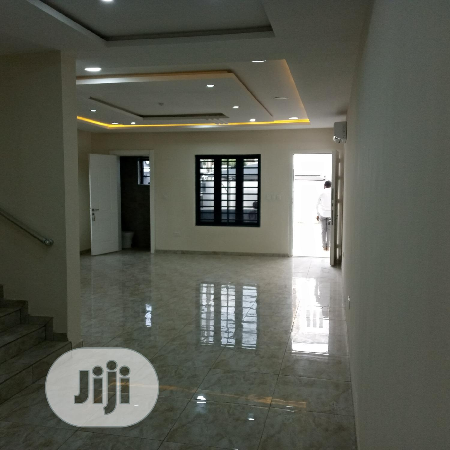 Newly Built 4 Bedroom Service Townhouse With a Room B.Q | Houses & Apartments For Rent for sale in Victoria Island Extension, Victoria Island, Nigeria