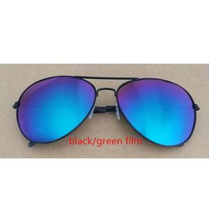 Aviator Unisex Stylish Sunglasses - Green Lens | Clothing Accessories for sale in Lagos State, Ikeja