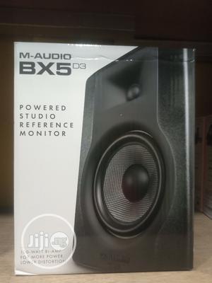 M-Audio Bx5 Monitor   Audio & Music Equipment for sale in Lagos State, Ikeja
