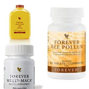 Forever Alovera Gel, Multi Maca and Bee Pollen   Sexual Wellness for sale in Lagos State, Abule Egba