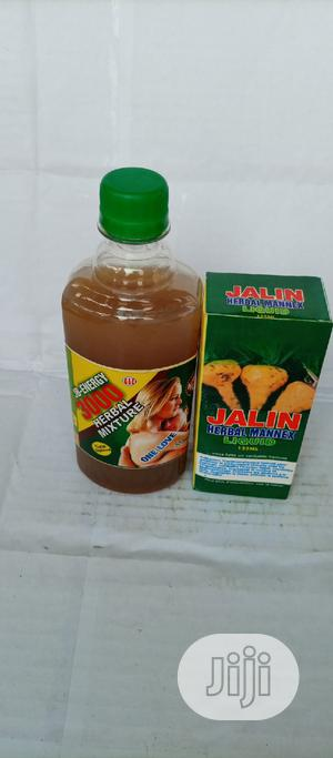 Jalin Herbal Mannex Liquid and Jb_ Energy 3000   Vitamins & Supplements for sale in Lagos State, Amuwo-Odofin