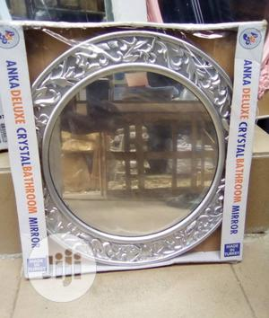 Round Portable Wall Mirror | Home Accessories for sale in Lagos State, Ojo