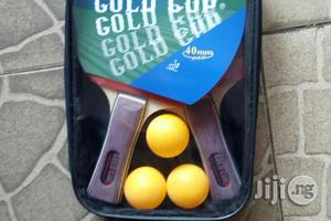 Gold Cup Table Tennis Bat | Sports Equipment for sale in Lagos State, Surulere
