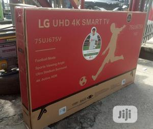 """LG 75"""" Smart Uhd Television   TV & DVD Equipment for sale in Abuja (FCT) State, Maitama"""