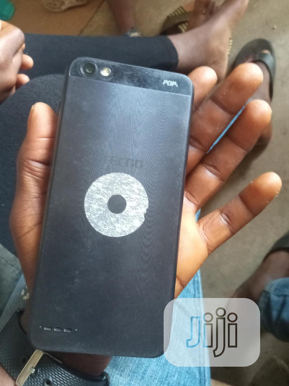 Tecno Pop 1 8 GB Black | Mobile Phones for sale in Osogbo, Osun State, Nigeria
