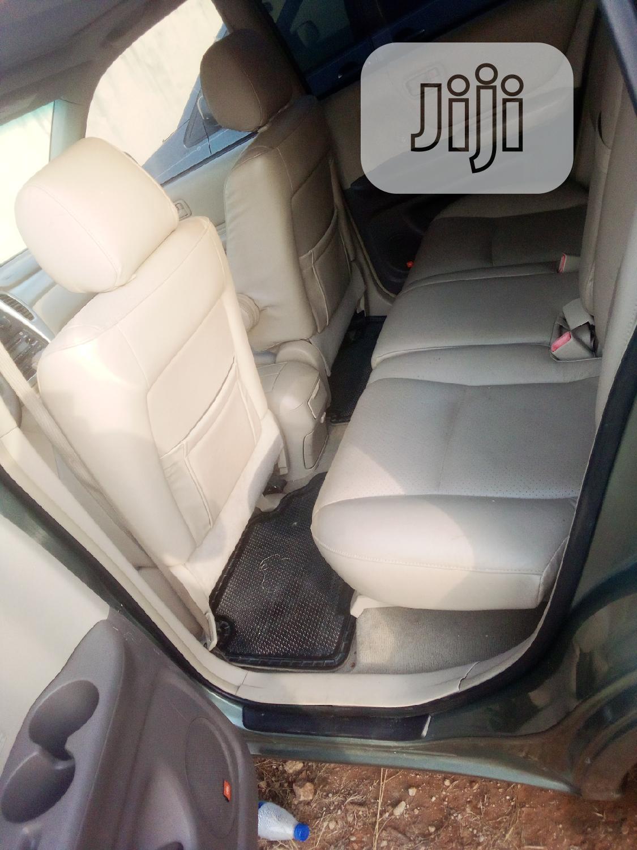 Archive: Toyota Highlander 2005 V6 Green