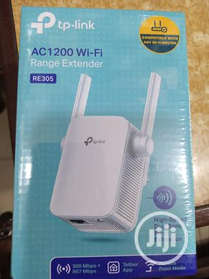 TP Link AC1200 Wifi Range Extender | Computer Accessories  for sale in Lagos State, Ikeja