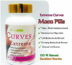 Herbal Remedy Curves Extreme Maca Butt Enlargement Capsule   Sexual Wellness for sale in Lagos State, Alimosho