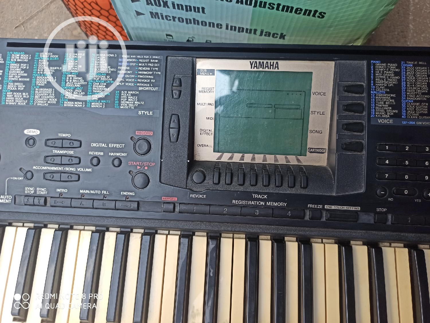 Yamaha Keyboard | Audio & Music Equipment for sale in Ibadan, Oyo State, Nigeria