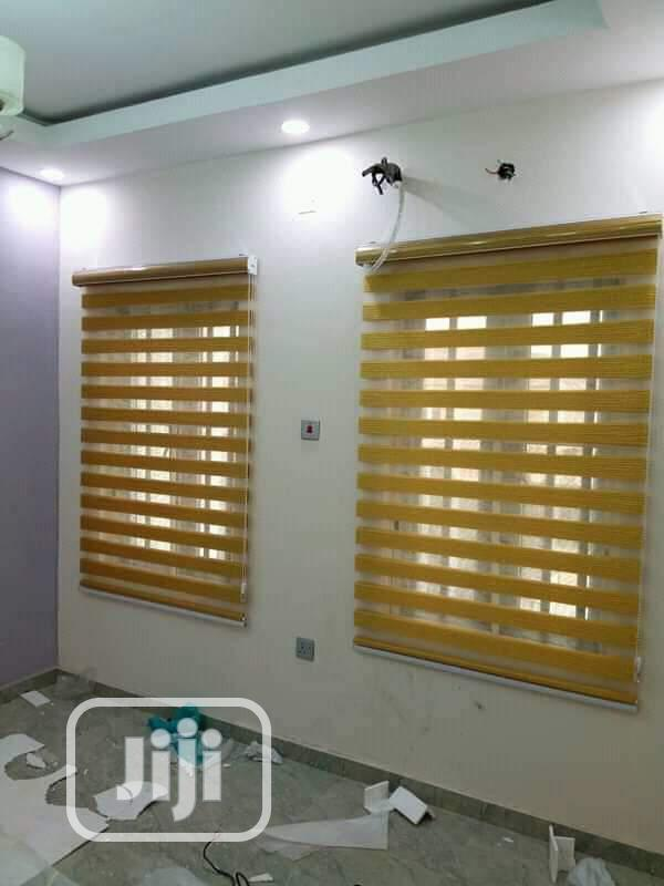 Archive: Day and Night Window Blinds at Badagry