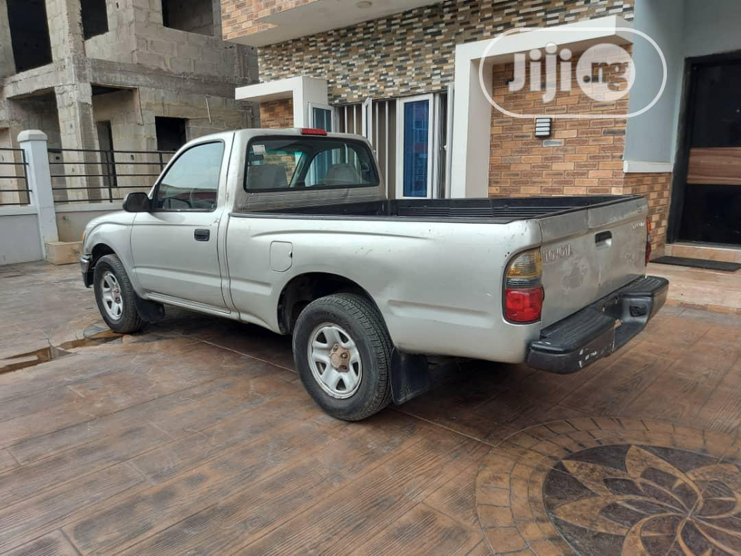 Toyota Tacoma 2002 Silver | Cars for sale in Ojodu, Lagos State, Nigeria