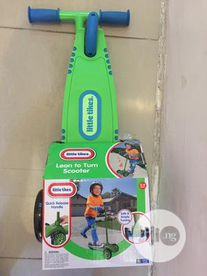 Little Tikes Lean to Turn Scooter   Toys for sale in Lagos State, Ikoyi